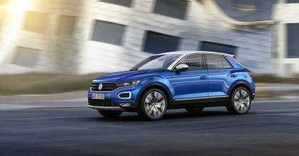 Nuova Volkswagen T-Roc B-Suv