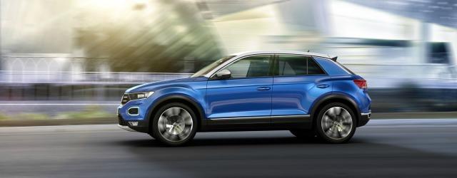 Suv 2018 Volkswagen T-Roc