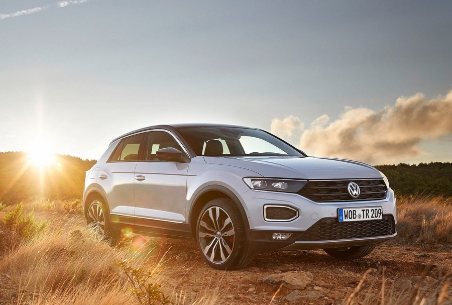 Volkswagen T-Roc 4Motion