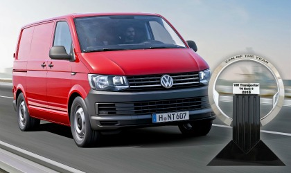 Volkswagen Transporter Van of the Year