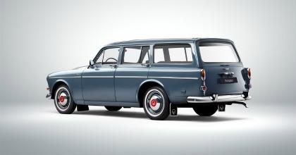 Volvo Amazon compie 60 anni