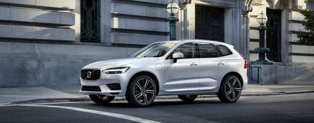 La Volvo XC60 è World Car of the Year