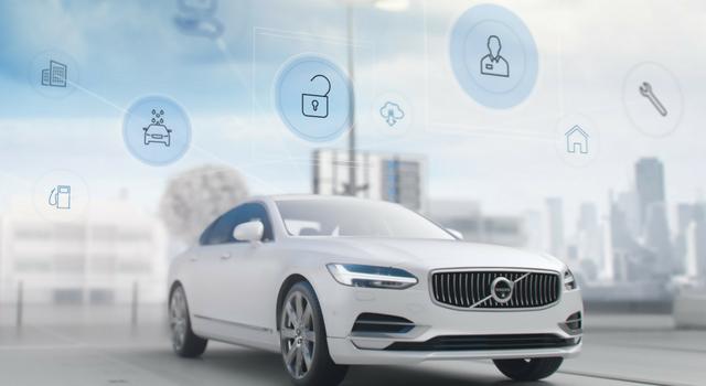 Volvo On Call come funziona