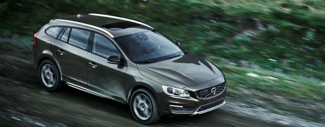 Volvo V60 aziendale Cross Country 2015