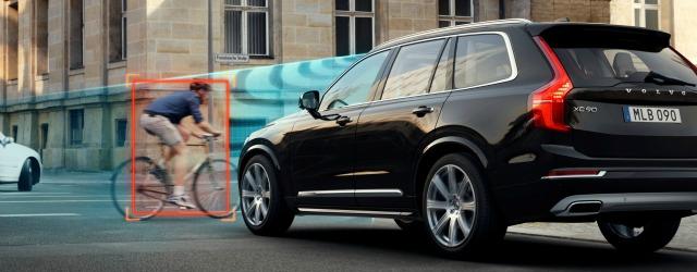 Volvo XC90 sicurezza 2015