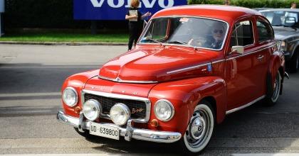Volvo d'epoca 90 anni