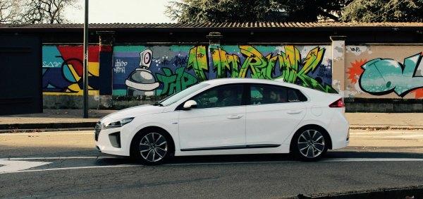 Web serie Hyundai Ioniq