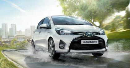 Yaris Hybrid Toyota Pay per Drive 2015