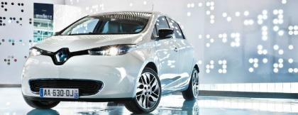 Renault Zoe, l'elettrica compatta