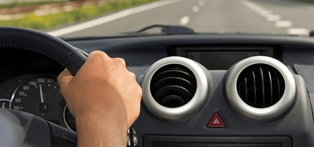 abitacolo auto sonnolenza alla guida