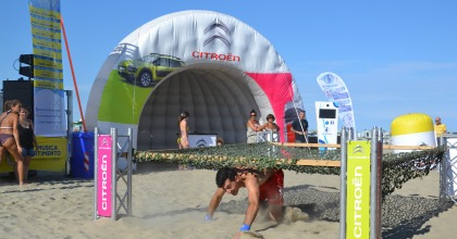 Citroen Vertical Tour Adventure Camp