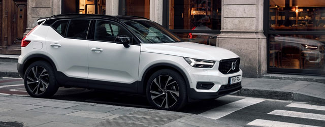 Allestimento Business Volvo XC40