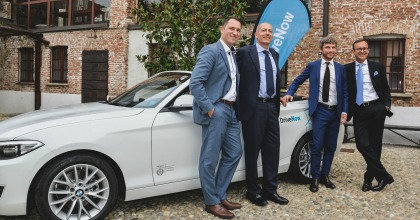 Alphabet e car sharing DriveNow