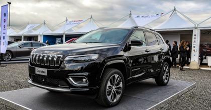 anteprima nuova Jeep Cherokee