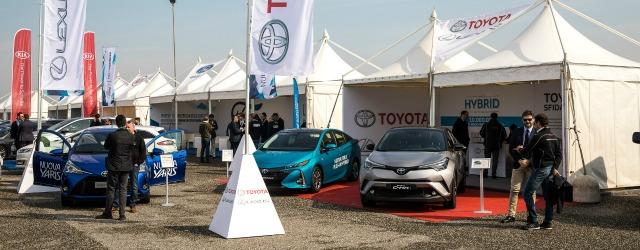 anteprima nuova Toyota Prius Plug-in 2017 Fleet Motor Day
