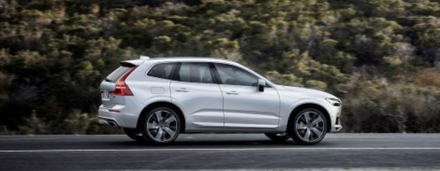 Volvo presenta la nuova XC60 2017