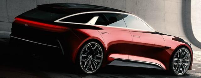 Un'anticipazione di Kia Procee'd Concept