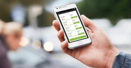 Targa Telematics ha sviluppato un App per il car sharing aziendale