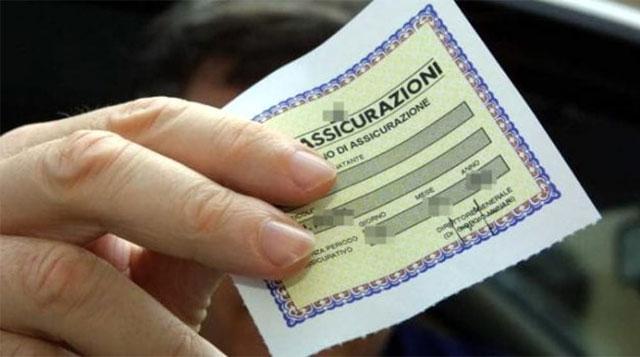 Art 193 del codice della strada obbligo assicurazione auto