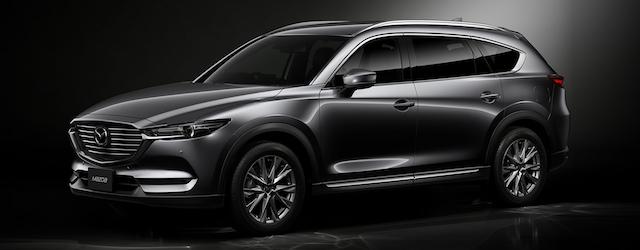 L'aspetto di Mazda CX-8