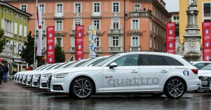 Audi A4 Avant Quattro noleggio Hertz