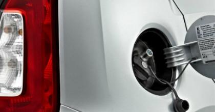 Auto a metano dettaglio