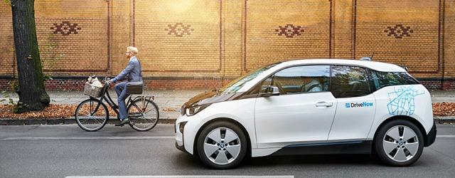 Il car sharing di Drive Now insime a Generali Italia premia la guida virtuosa