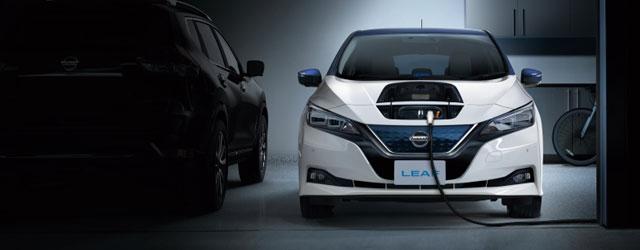 valori residui auto elettriche leaf
