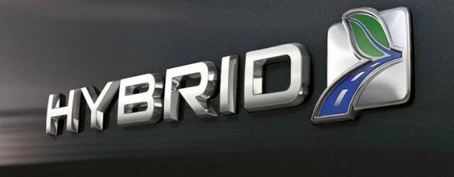 auto ibride più vendute
