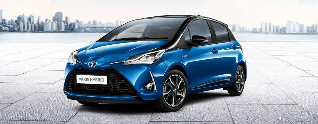 auto ibride Toyota Yaris