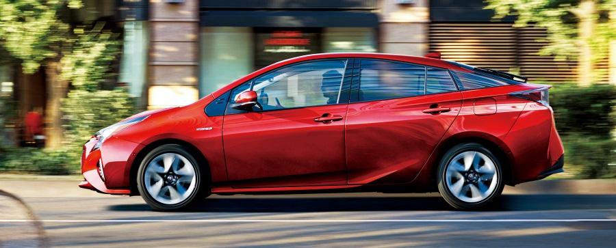 Auto ibride Toyota Prius