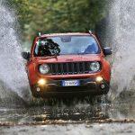 auto trazione integrale Jeep Renegade
