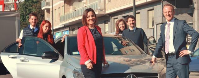 car pooling aziendale team jojob
