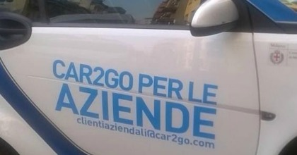 car sharing Car2go 2016