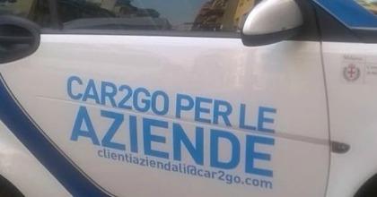 ar sharing aziendale Car2go