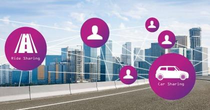 Per la gestione del car sharing aziendale si potrà contare anche sulla piattaforma Sharemine