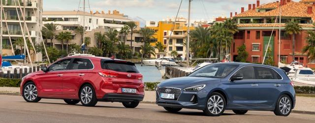 categorie auto nuova Hyundai i30 2017 segmento C