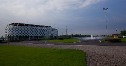 Il nuovo impianto di Arese, gestito da Aci-Vallelunga