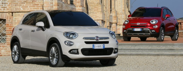 Classifica auto 2016 Suv Fiat 500X