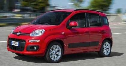 classifica auto più noleggiate Fiat Panda