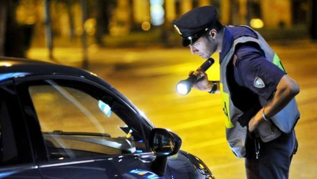 controllo veicolo assicurato