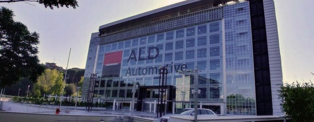 Corporate car sharing ALD Automotive