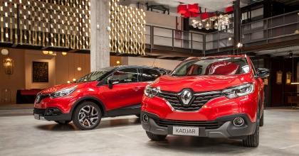 crossover Renault segmenti auto flotte aziendali