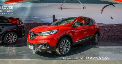 La nuova Renault Kadjar