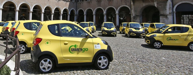 Sharen'go car sharing