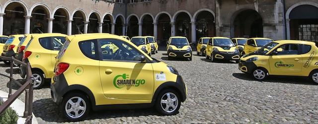 Sharen'go: tutti i servizi di car sharing a Milano