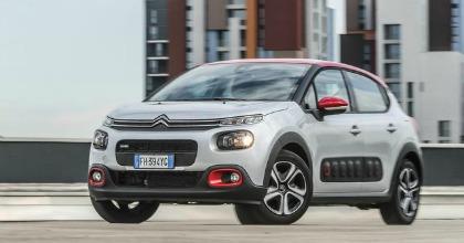 Agli ottimi dati di mercato del Gruppo PSA in questo 2017 ha contribuito la Nuova Citroën C3