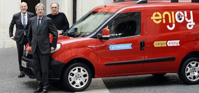 Enjoy Cargo Cos E E Come Funziona Il Van Sharing Punto Per Punto