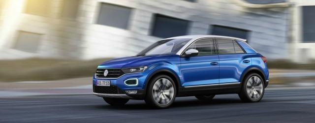 design nuova Volkswagen T-Roc 2018