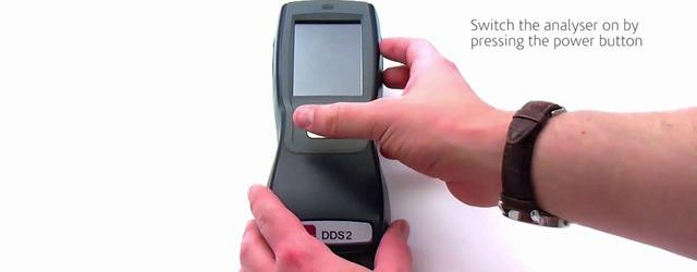 Drogometro: il test per i conducenti sotto l'effetto di sostanze stupefacenti